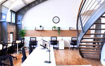 Rent a working place at the Coworking-Space in Berlin