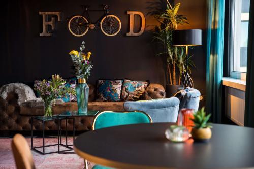 Beeindruckende Business Lounge der Immobilie in Berlin Mitte