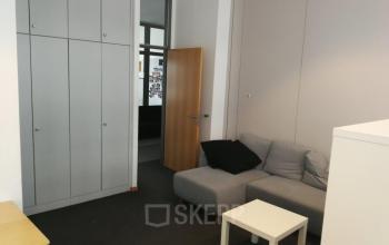 Entspannte Business Lounge im Büro in Berlin Mitte, Zinnowitzer Straße