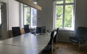 Büro mieten an der Oranienburger Straße