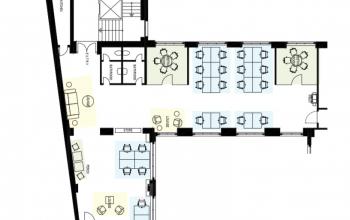 So könnte dein neues Büro zur Miete in Berlin Alte Jakobstraße aussehen