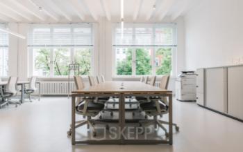 Helle und große Privatbüros mieten in Berlin