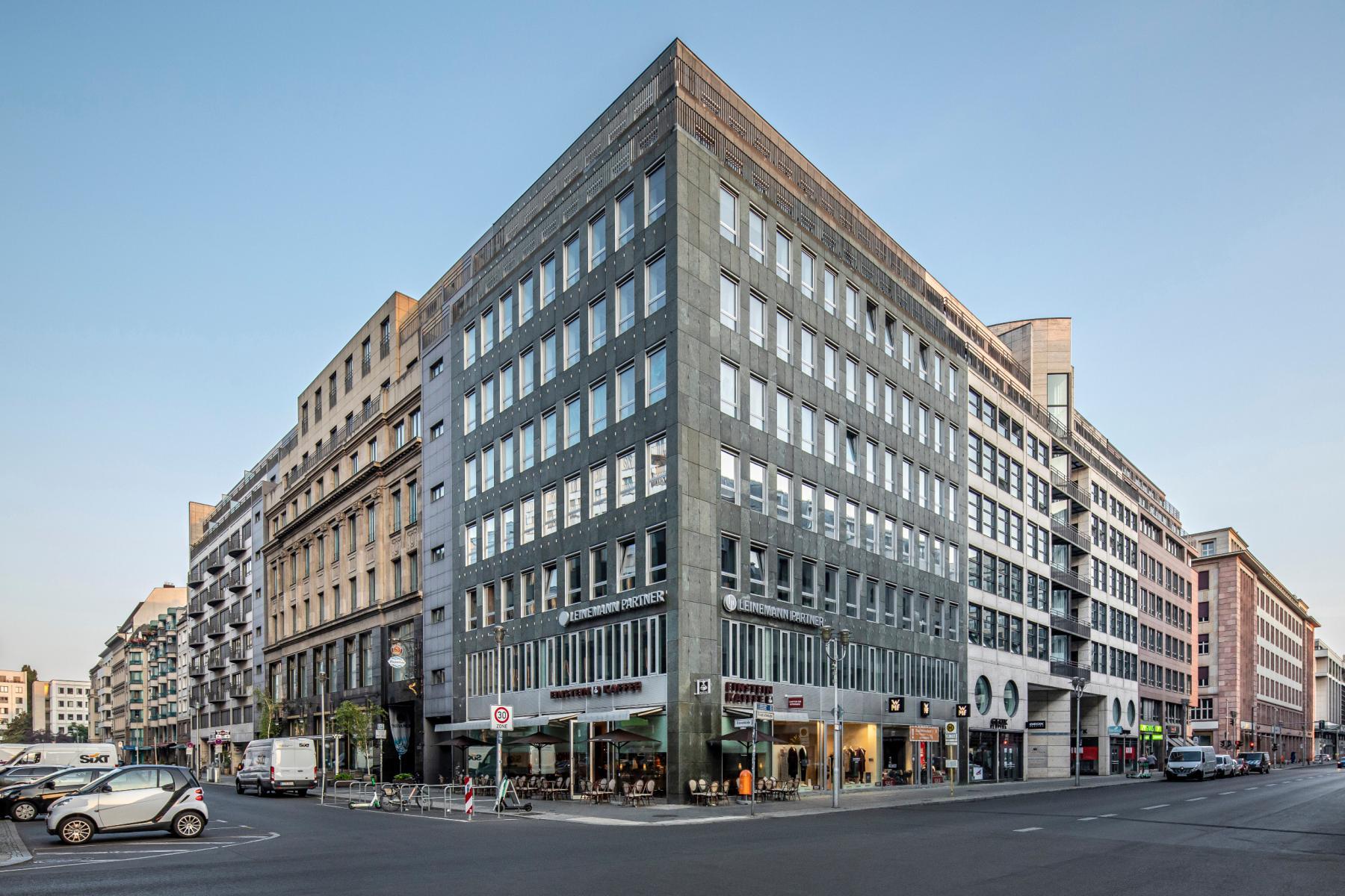 Büro mieten Kronenstraße 63, Berlin (4)