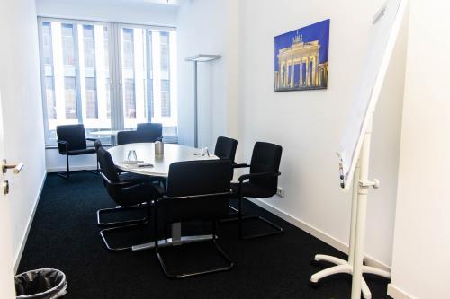 Flexibler oder fester Arbeitsplatz mieten in Berlin Moabit