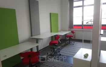 Büro mieten an der Turmstraße in zentraler Lage in Berlin