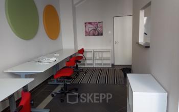 Freundliche Privatbüros in der Büroimmobilie in Berlin Moabit