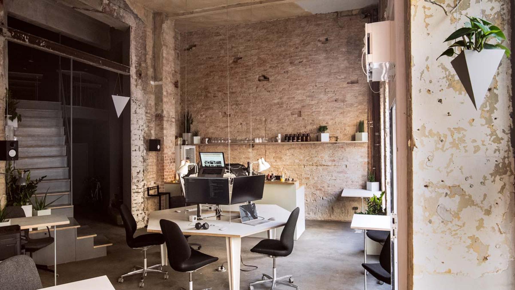 Modernes Büro mieten in Berlin