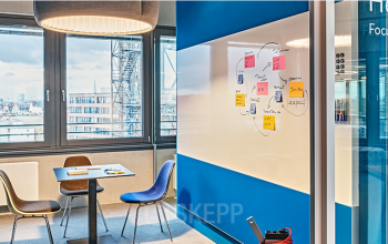 Büro mieten EUREF-Campus 21-22, Berlin (1)