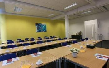 Funktionaler Büroraum an der Gartenfelder Straße in Berlin Spandau