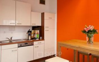 Voll ausgestattete Küche an der Gartenfelder Straße in Berlin-Spandau