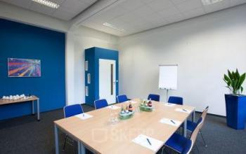 Helles Büro zur Miete im Business Center in Berlin Spandau