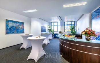 Exklusiver Empgangsbereich im Business Center in Berlin Spandau