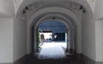 tunel w pałacu oppersdorfów wrocław