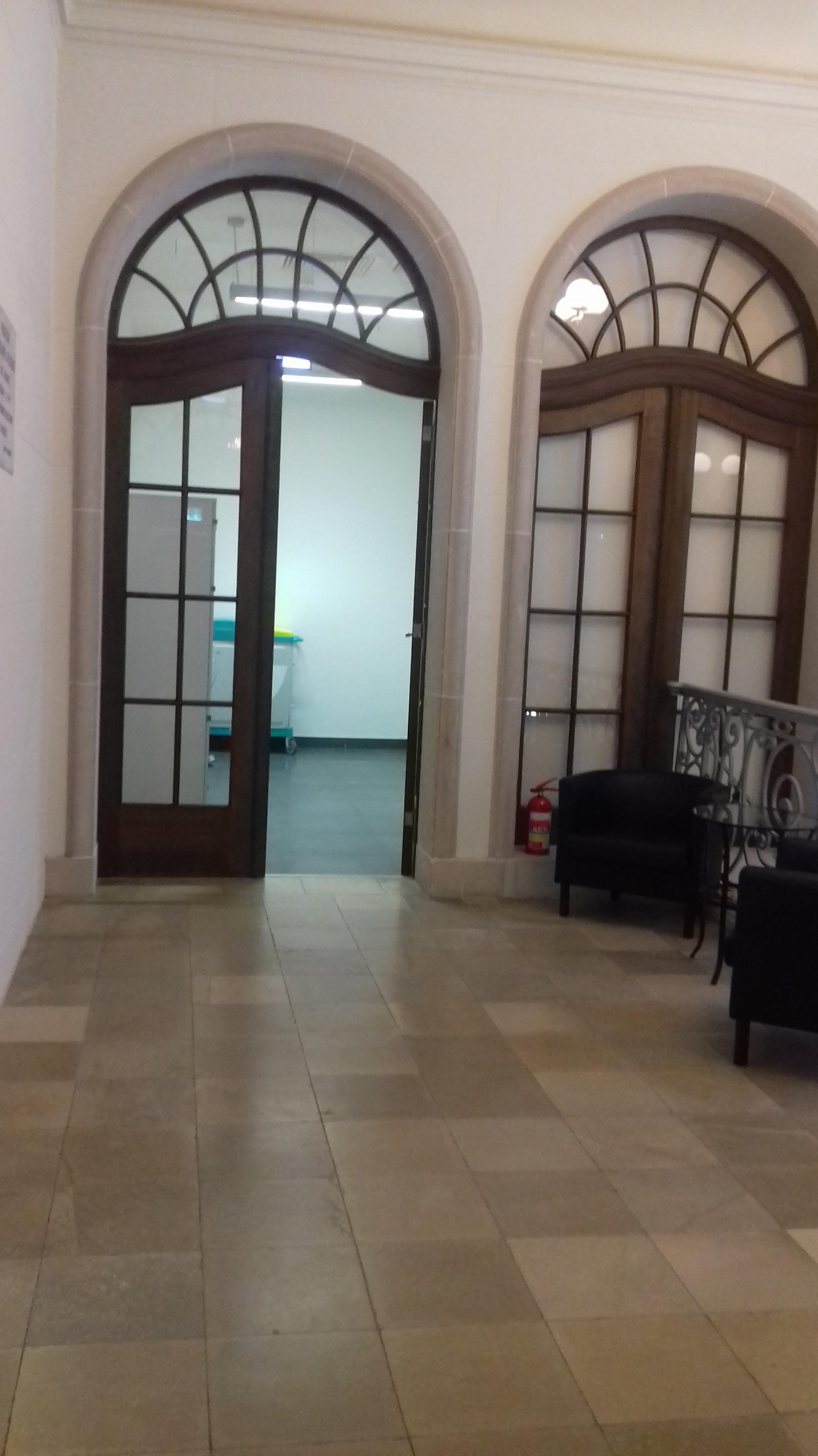 hall w pałacu oppersdorfów wrocław