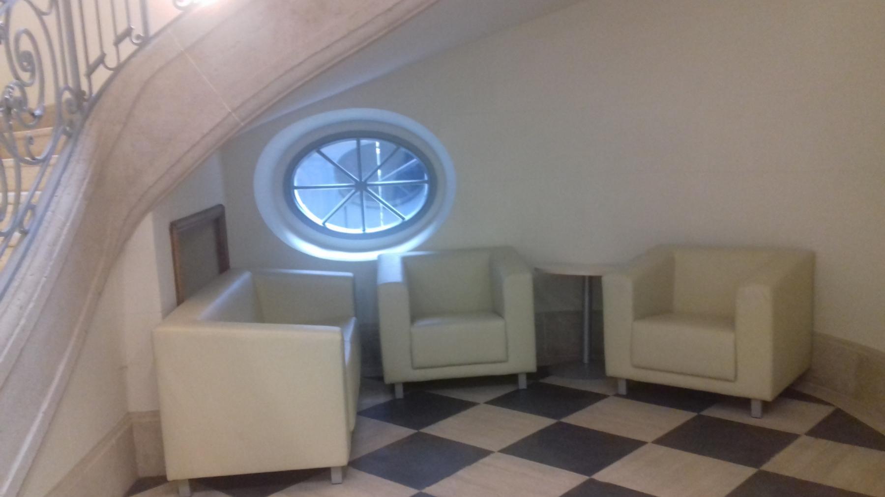 lobby w pałacu oppersdorfów wrocław