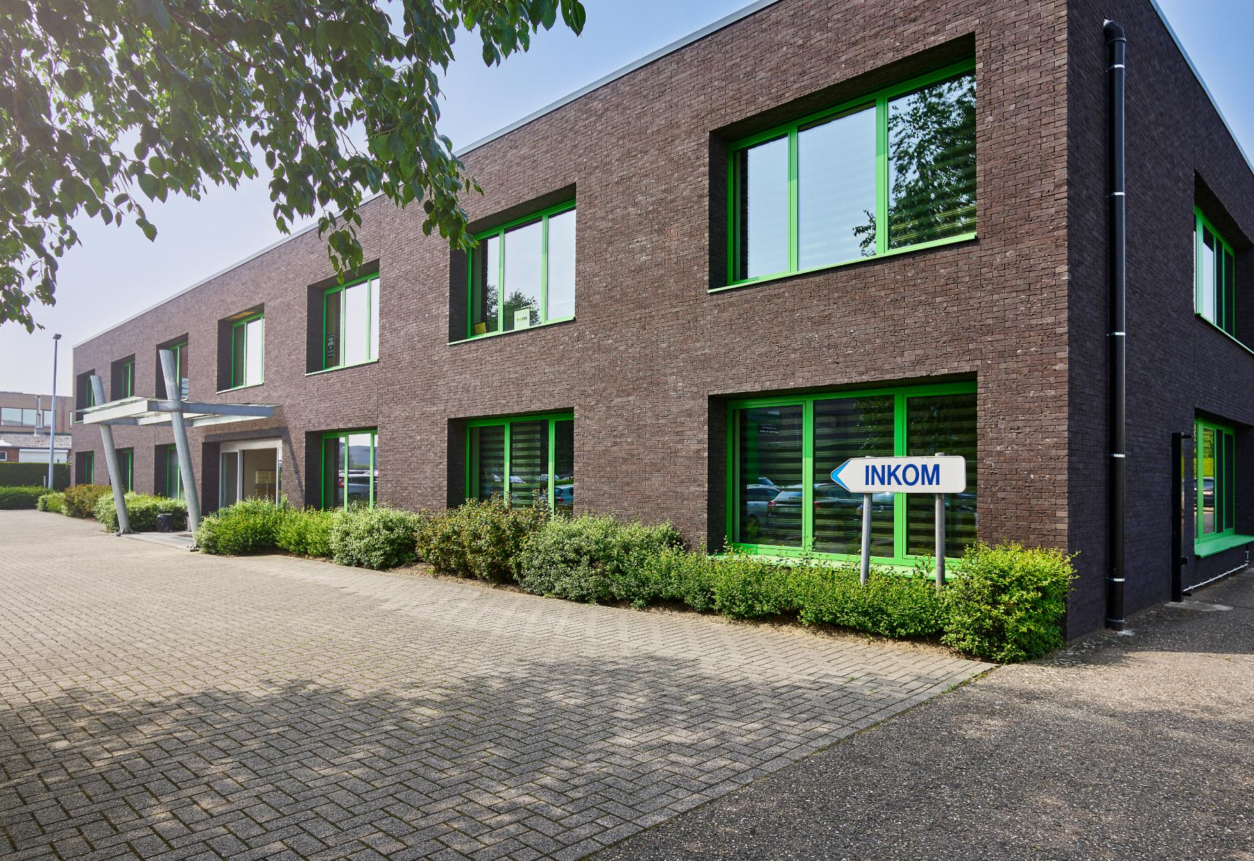 kantoor te huur bedrijvencentrum brussel airport voorkant