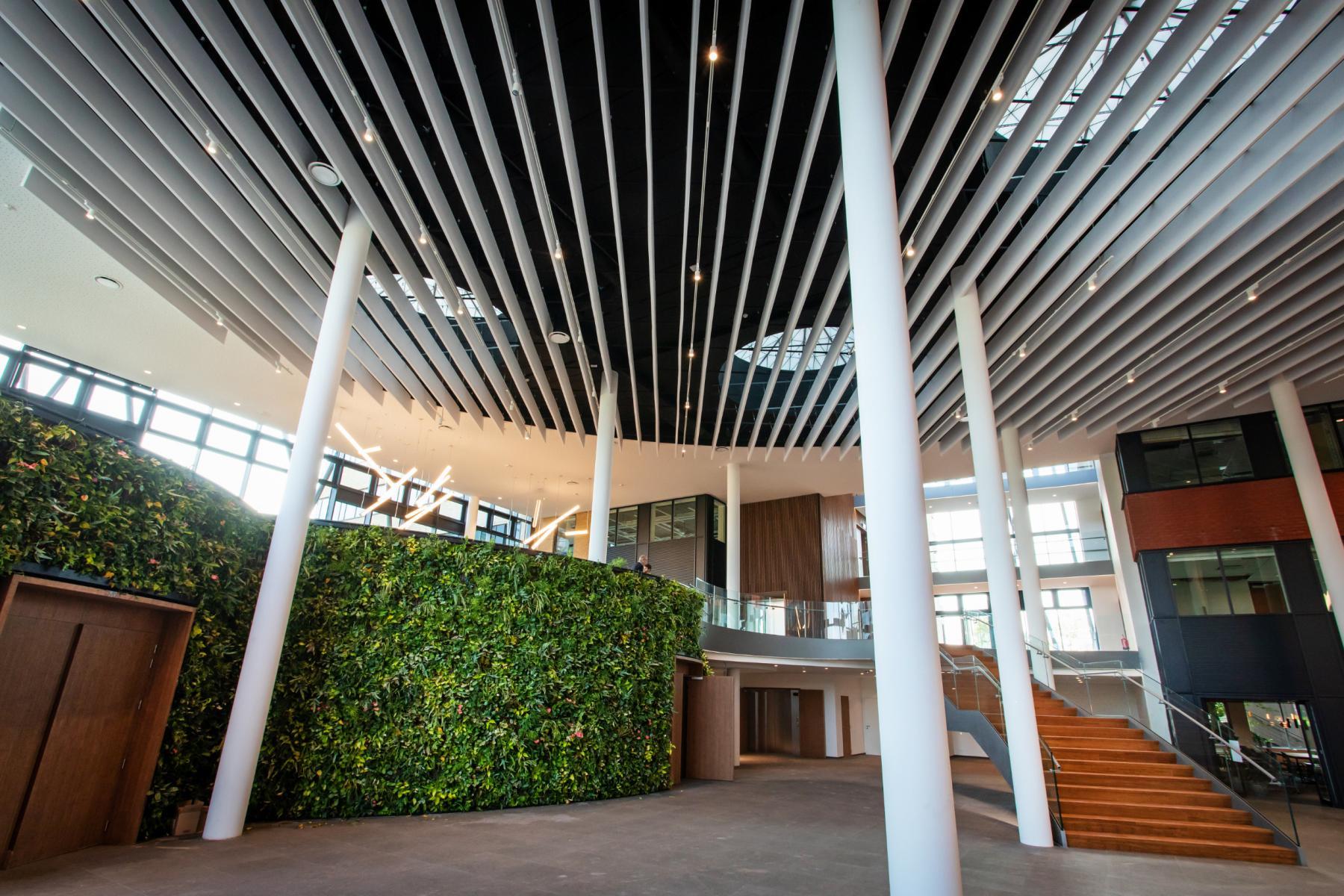 kantoor te huur bedrijvencentrum brussel airport greenwall