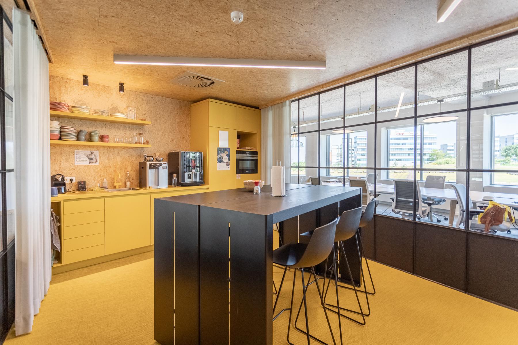 Kantoor te huur Berkenlaan 8A+8B, Brussel (3)