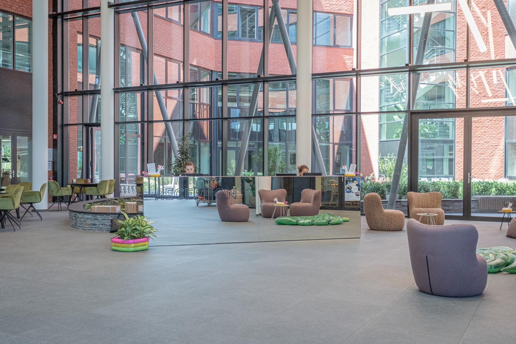 Kantoor te huur Berkenlaan 8A+8B, Brussel (7)