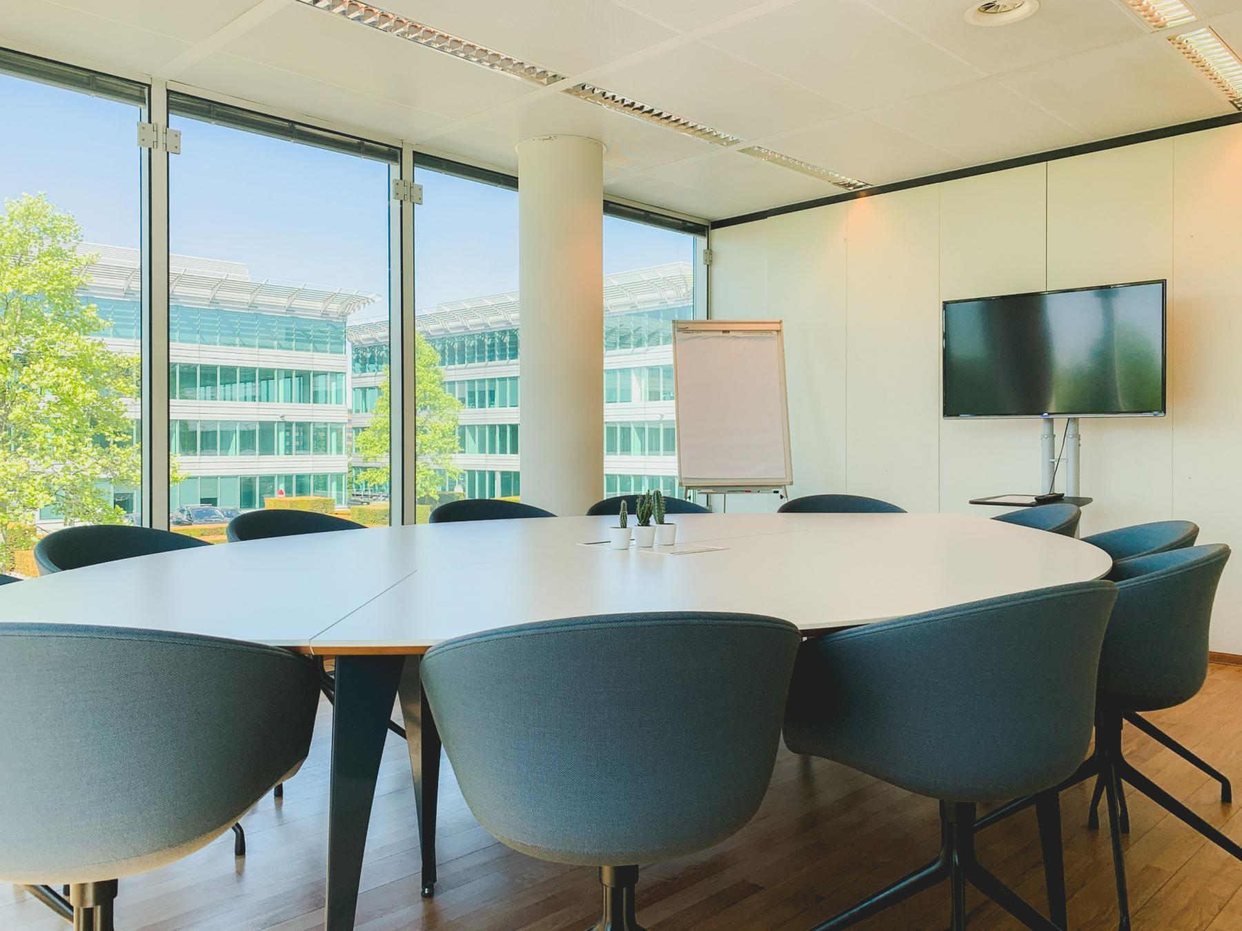 bedrijvencentrum brussel airport vergaderzaal 1