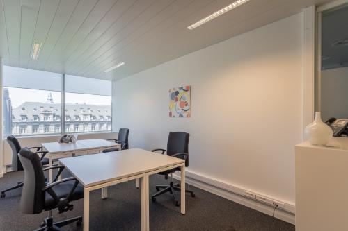 Rent office space Regentlaan / Boulevard du Régent 37-40, Brussel (2)