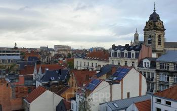 Kantoor te huur Visverkopersstraat 13, Brussel (20)