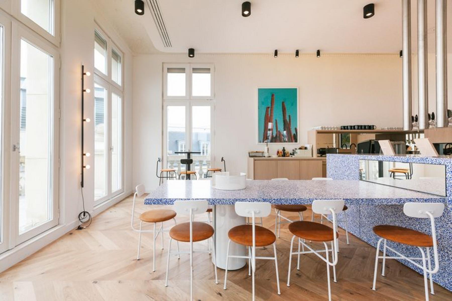Kantoor te huur Rue du Commerce 31, Brussel (1)