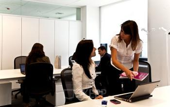 coworking in kantoor brussel europese wijk