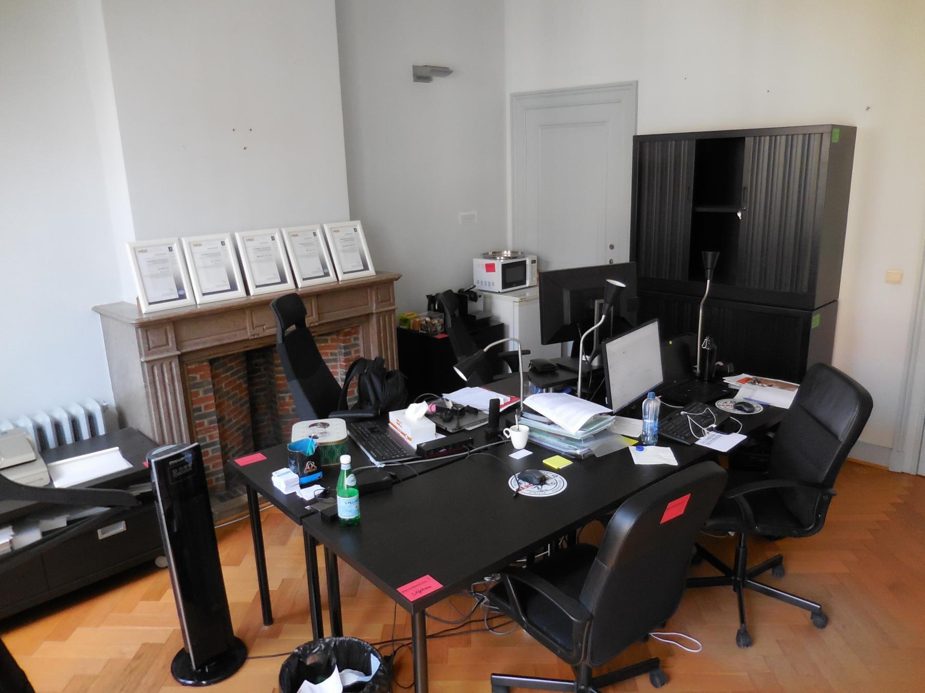 Rent office space Rue des Deux Eglises 37-39 37-39, Brussel (18)