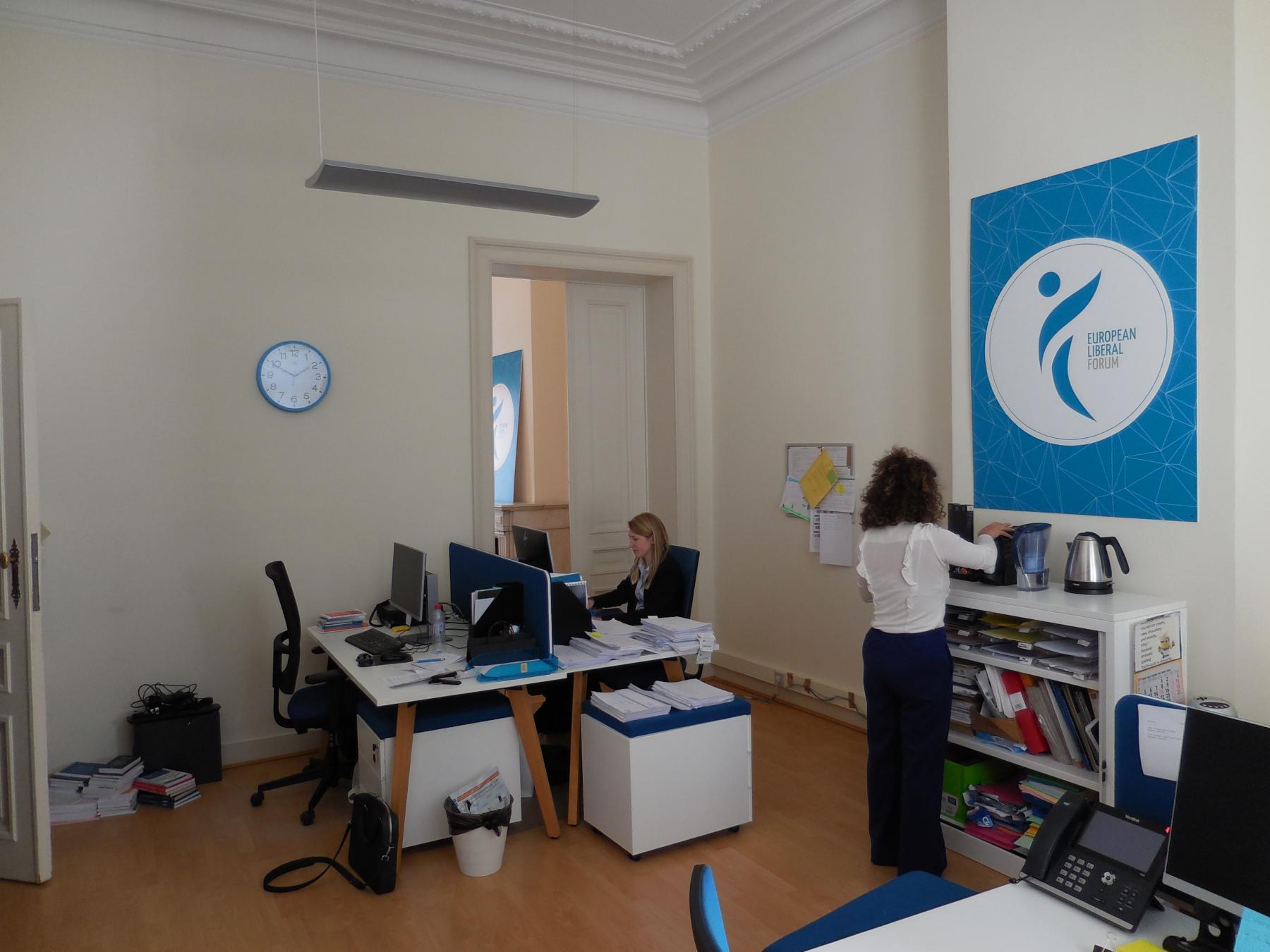 Rent office space Rue des Deux Eglises 37-39 37-39, Brussel (10)