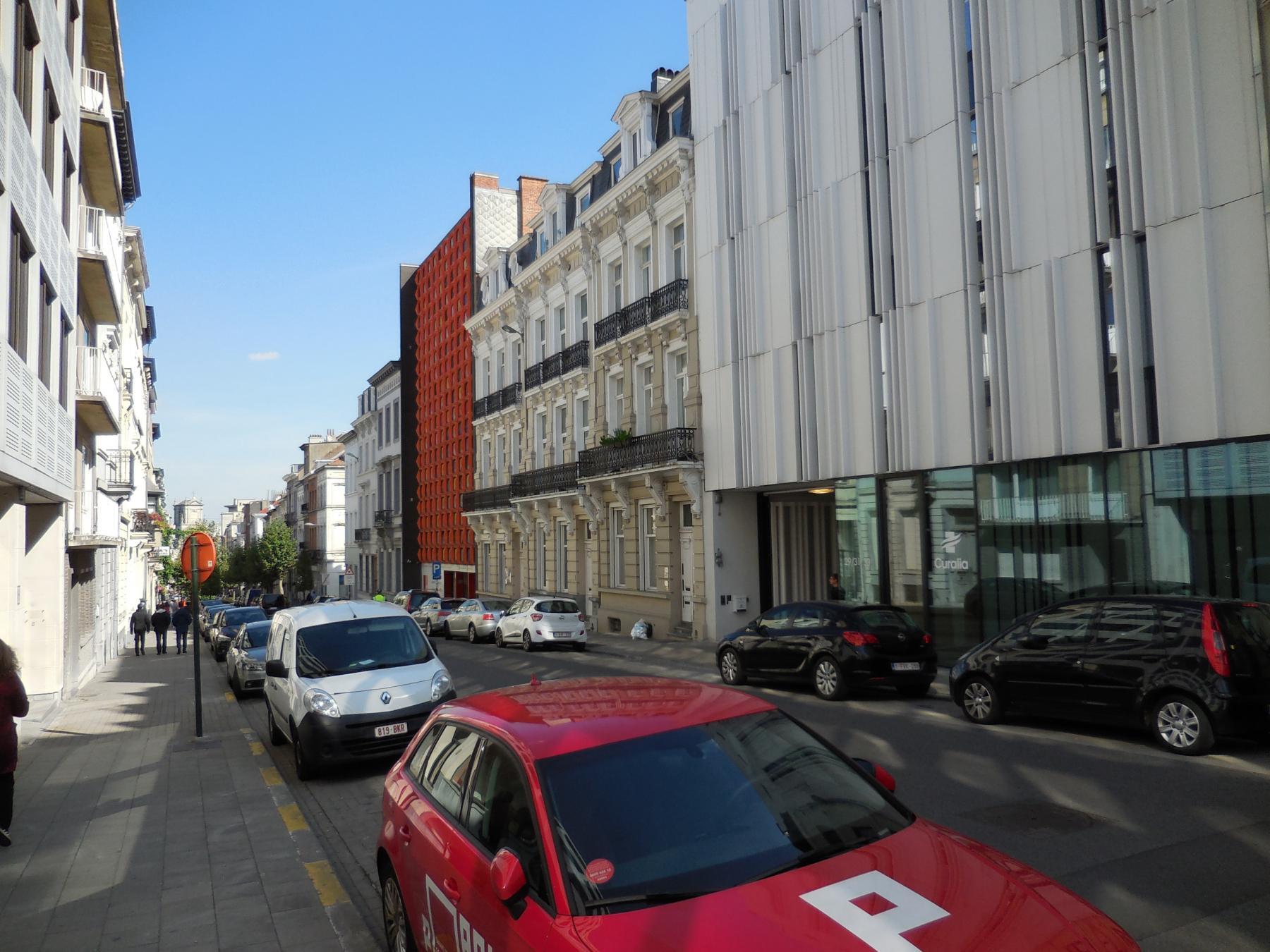 Rent office space Rue des Deux Eglises 37-39 37-39, Brussel (1)