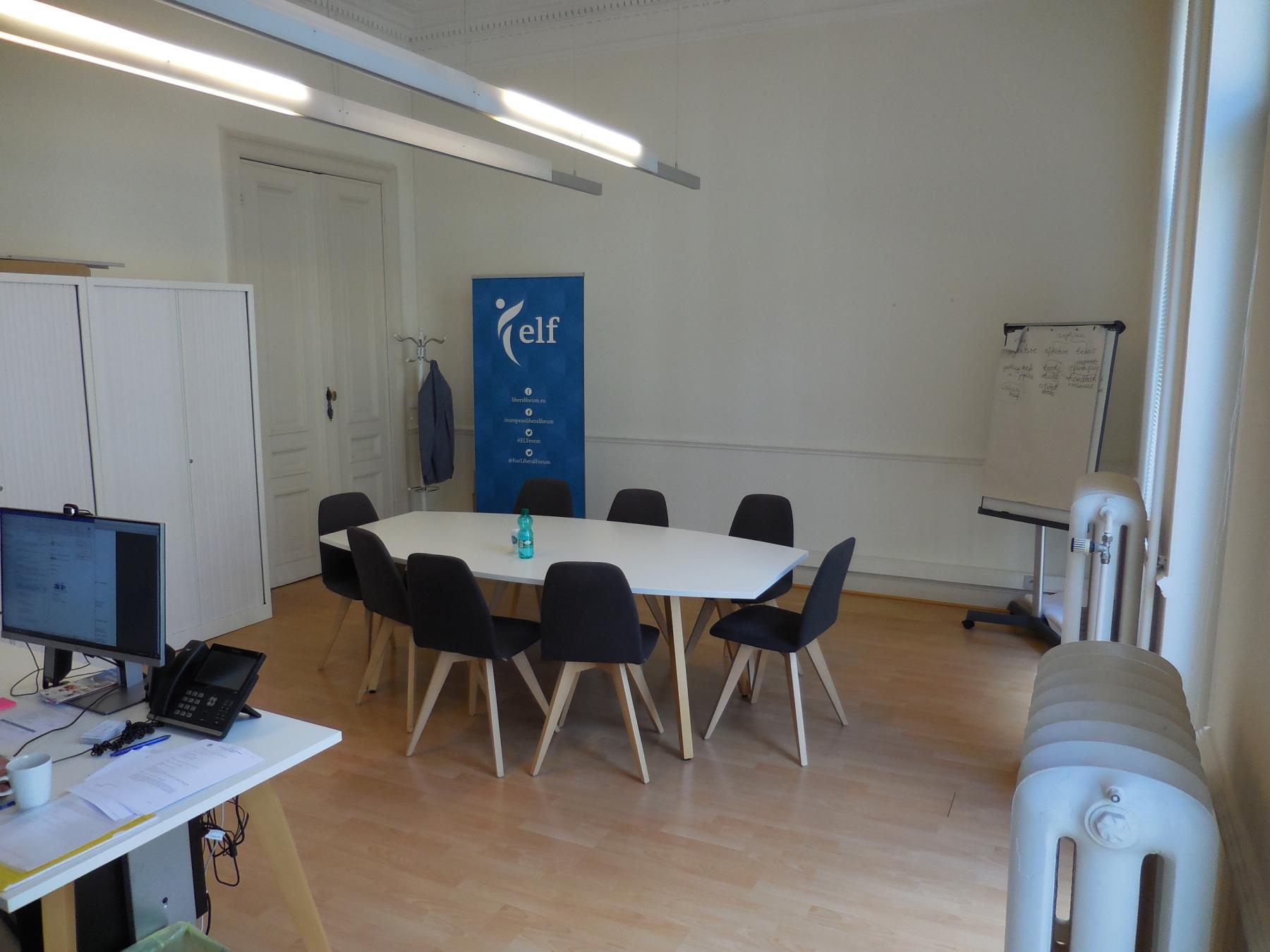 Rent office space Rue des Deux Eglises 37-39 37-39, Brussel (11)