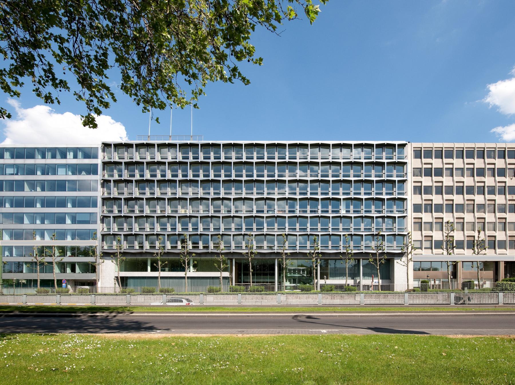 Rent office space Kunstlaan / Avenue des Arts 56, Brussel (13)