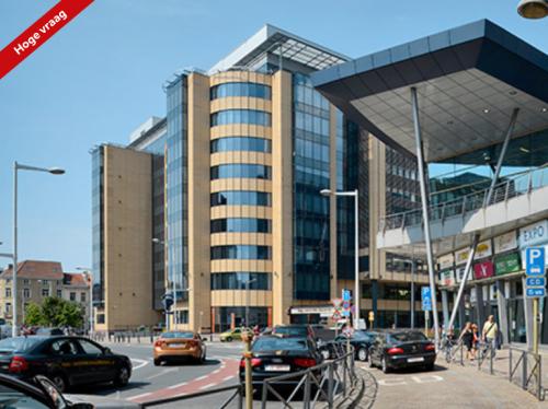 Kantoor te huur Fonsnylaan 59, Brussel (4)