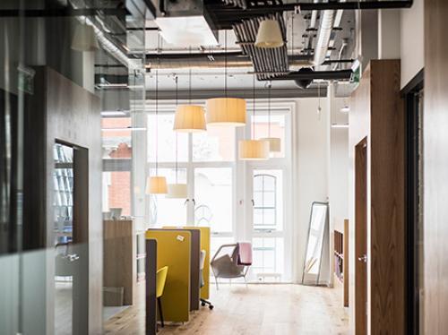 Rent office space Herrmann-Debrouxlaan 54, Oudergem (1)