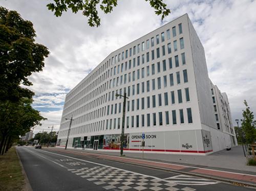 Kantoor te huur Industrielaan / Boulevard Industriel 9, Anderlecht (1)