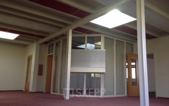 kantoorgebouw cuijk nijmegen boxmeer kantoorruimte huren representatief vloerbedekking lampen