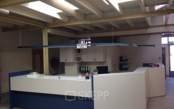 werkplekken kantoorgebouw cuijk de nieuwe erven representatief