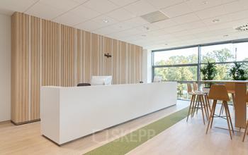 recepcja w biurowcu zwyciesktwa 13a gdańsk