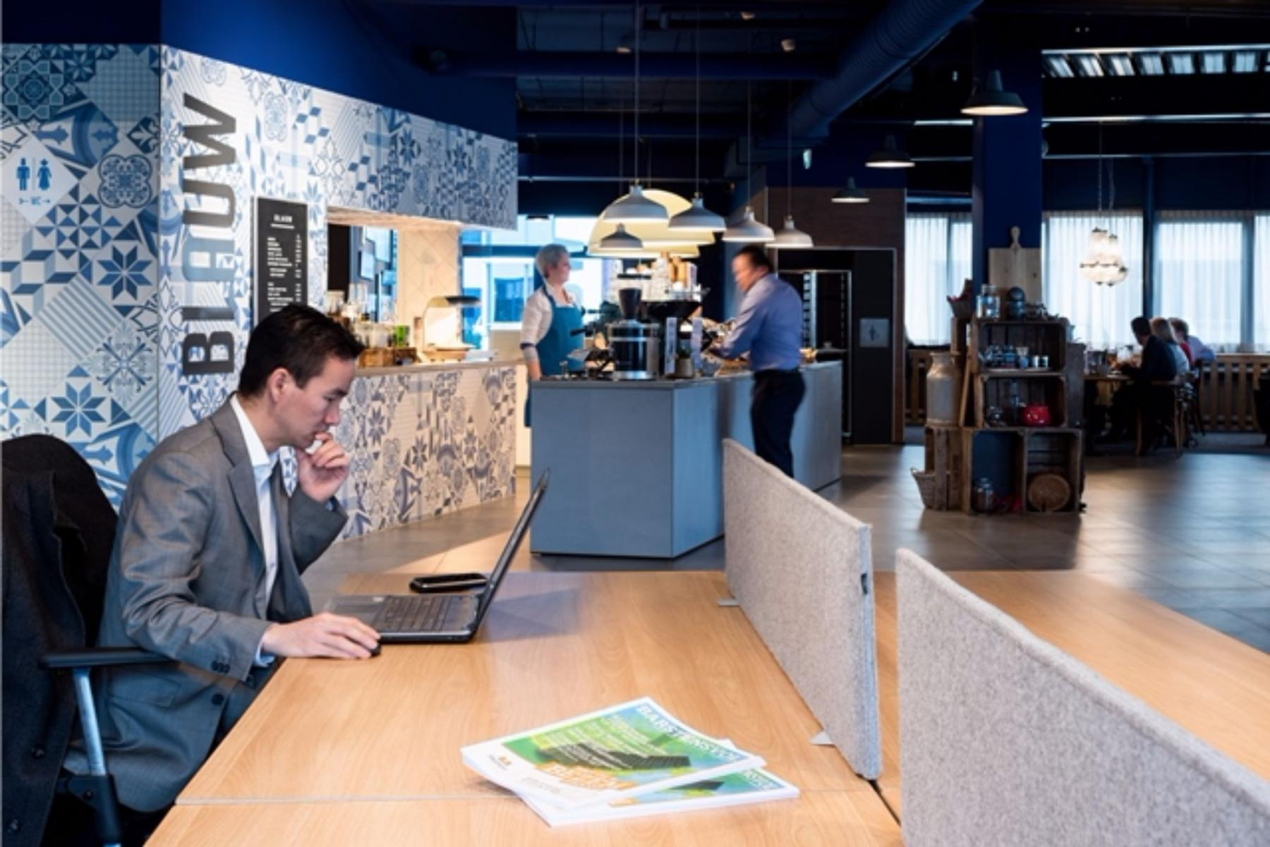 Working places for rent in office building Den Bosch