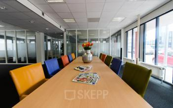 Last offices for rent at the Platinaweg in Den Haag