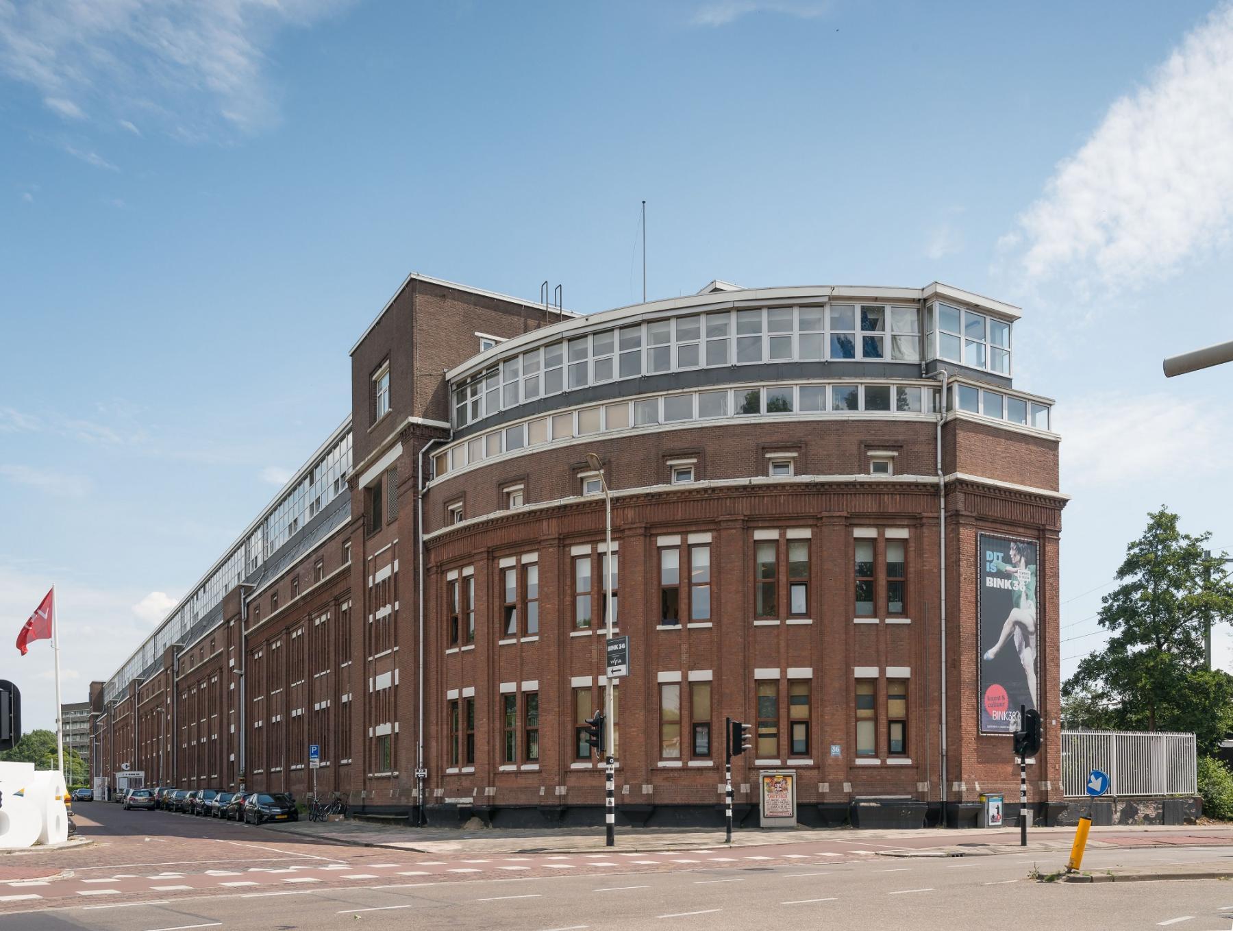 office space for rent in Den Haag highway