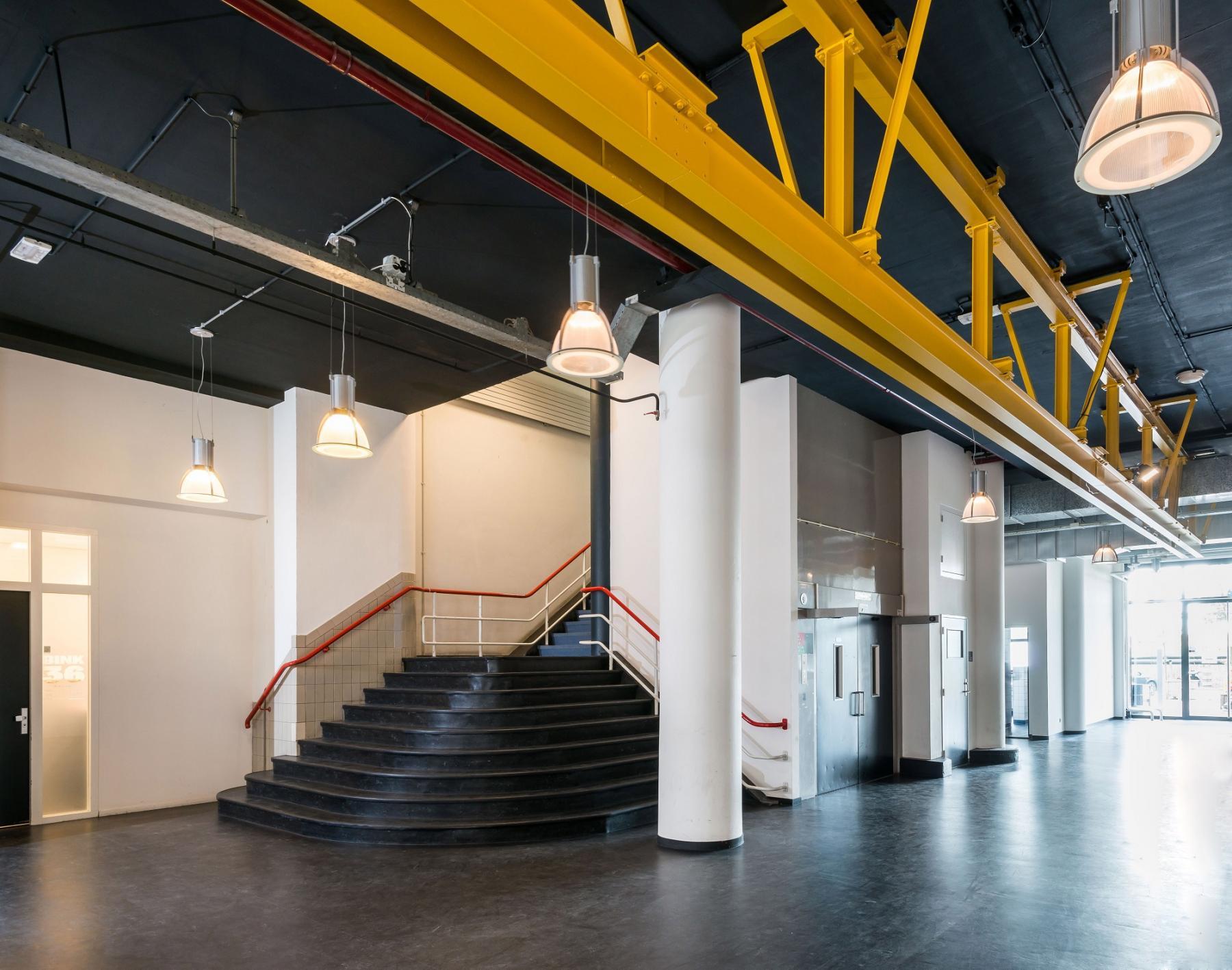 office space for rent den haag stairway hallway