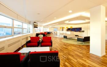 lounge ruimte kantoor den haag