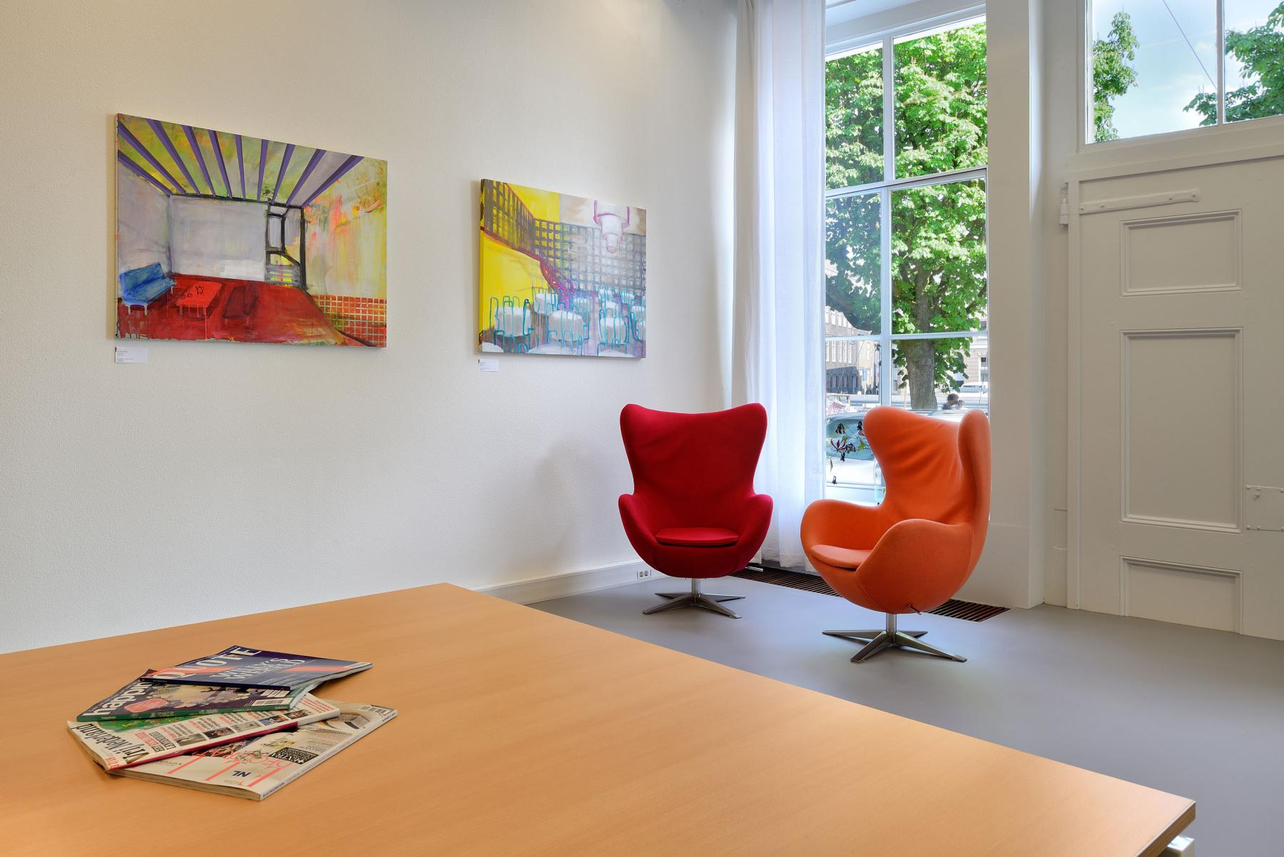 lounge kantoor dordrecht gemeenschappelijke ruimte wolwevershaven dordrecht