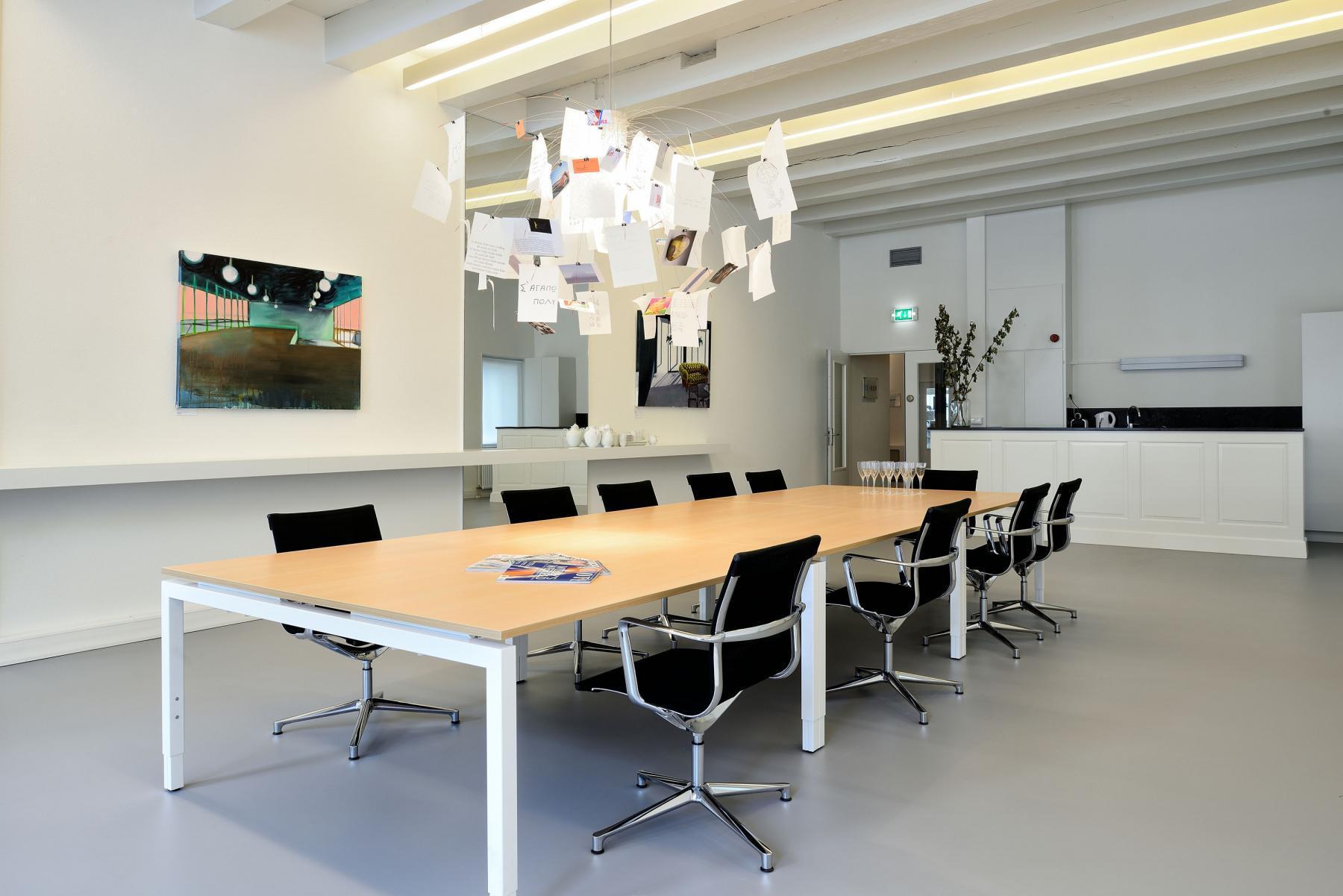 vergaderen in dordrecht vergaderzaal gemeubileerd kantoor dordrecht wolwevershaven
