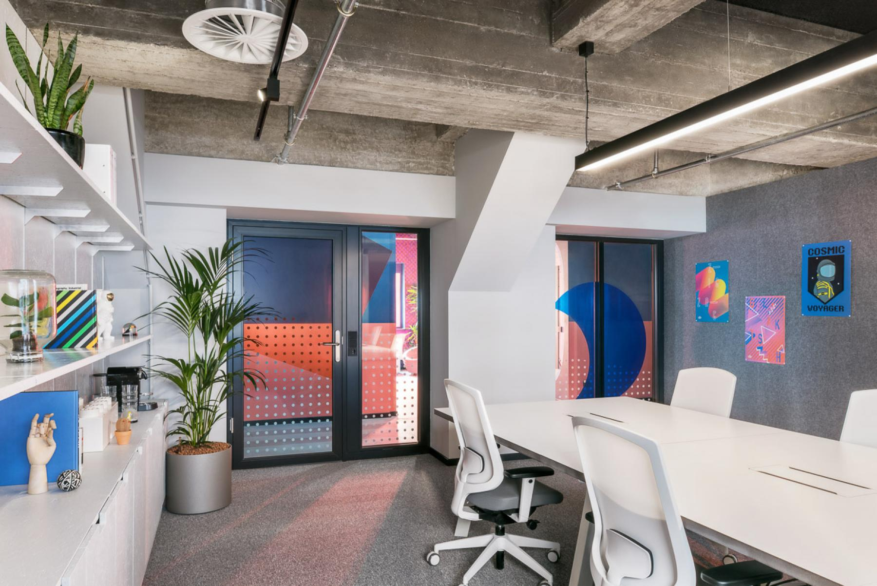 Große Büroflächen in Dresden zu vermieten