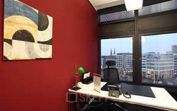 Stilvolles Büro in Düsseldorf Altstadt mieten