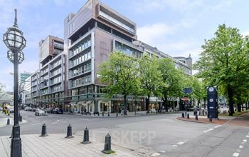 Moderne Büros mieten in Düsseldorf an der Königsallee