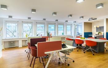 Großes Büro in Düsseldorf Altstadt mieten